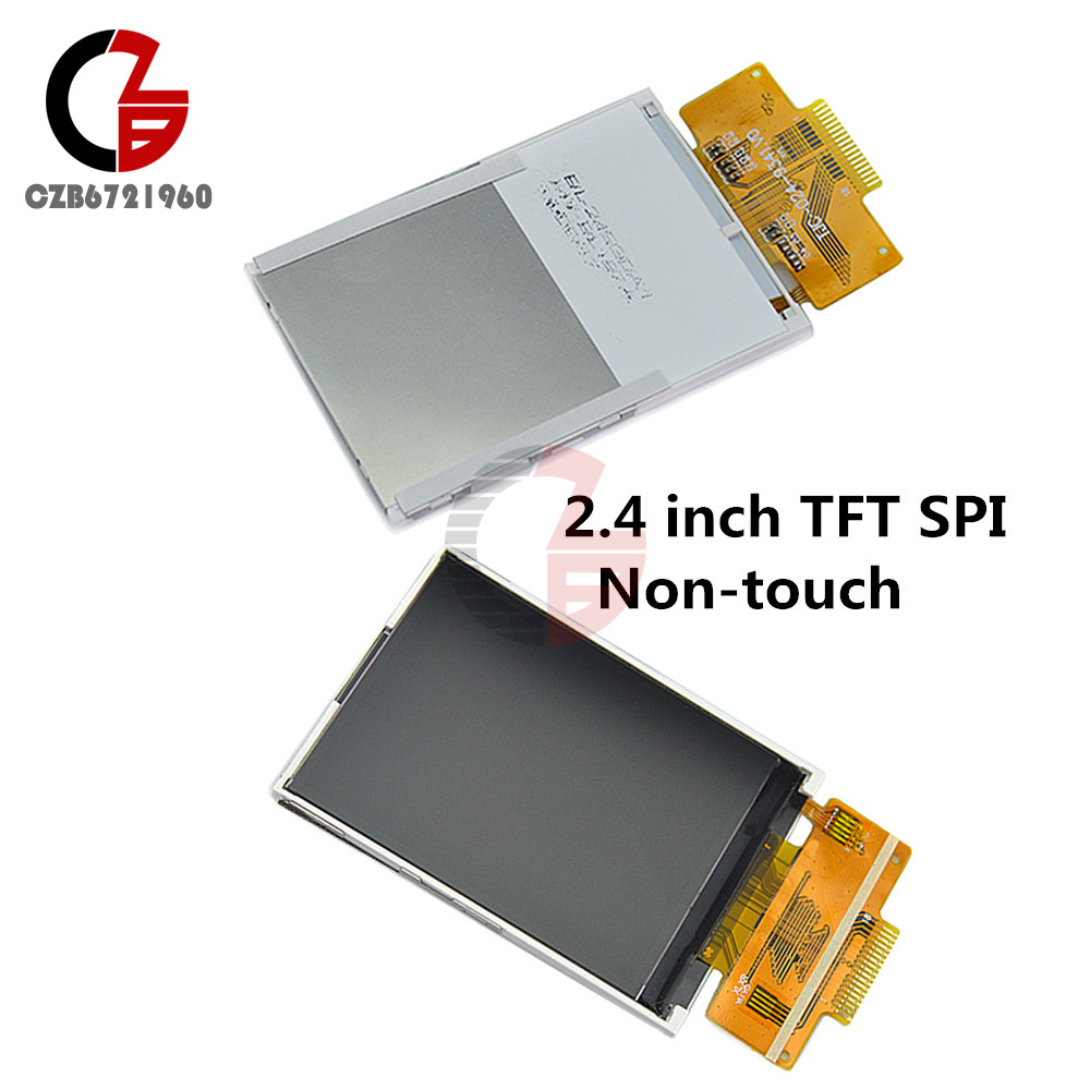 """TOP 2.4/"""" 240x320 LCD Display SPI Serial TFT Color ILI9341 Driver Module"""