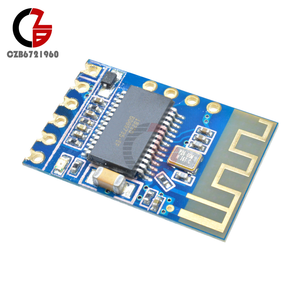 NEW 5V Mini BLE Antenna Bluetooth Stereo Audio Dual Channels Module Board