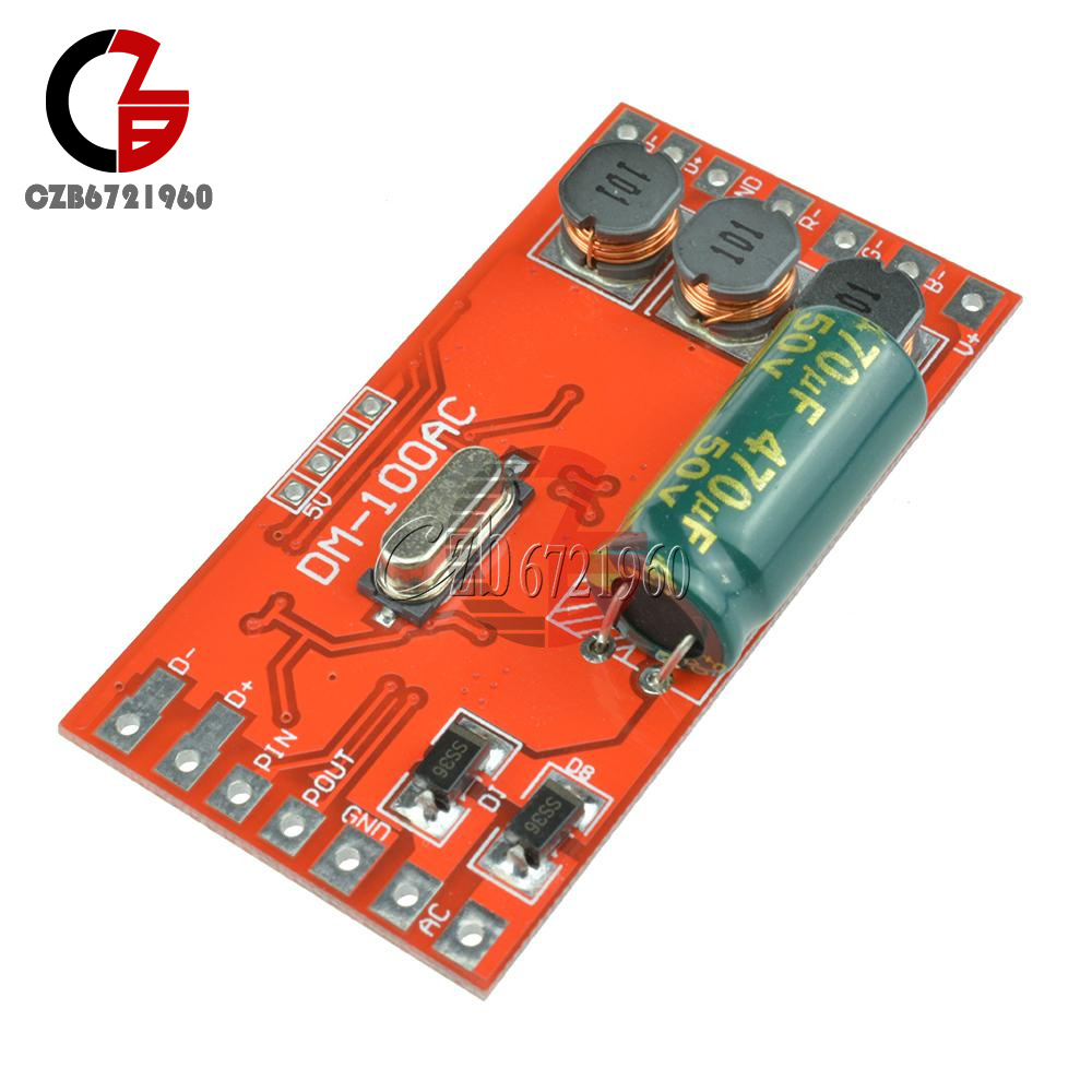 18-72-144W-300mA-6-12A-3-Channel-DMX512-Decoder-LED-RGB-Stage-Lighting-Driver thumbnail 13