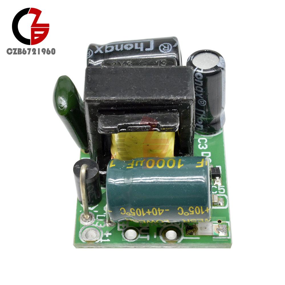AC-DC Power Supply Buck Converter Step Down Module Chip 5V 700mA 3.5W Board