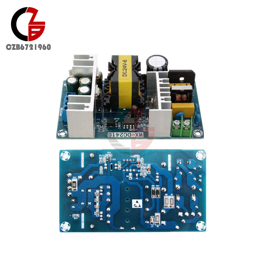 AC 100-240V 110V 220V to DC 24V 6-9A Converter 150W Switch Power Supply Module A