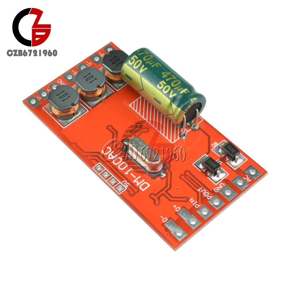 18-72-144W-300mA-6-12A-3-Channel-DMX512-Decoder-LED-RGB-Stage-Lighting-Driver thumbnail 11