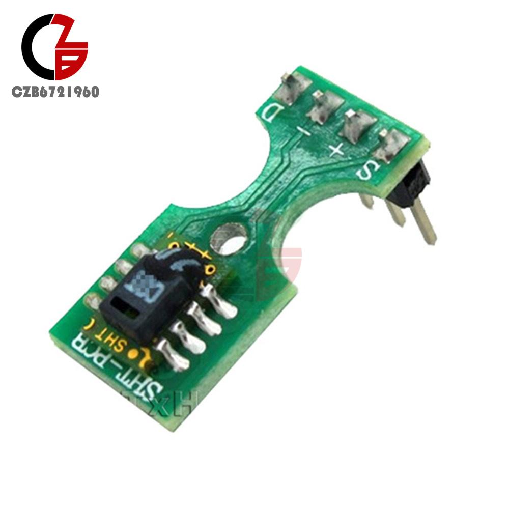2Pcs AM2322 Module De Capteur De Température Humidité Numérique A Remplacé en