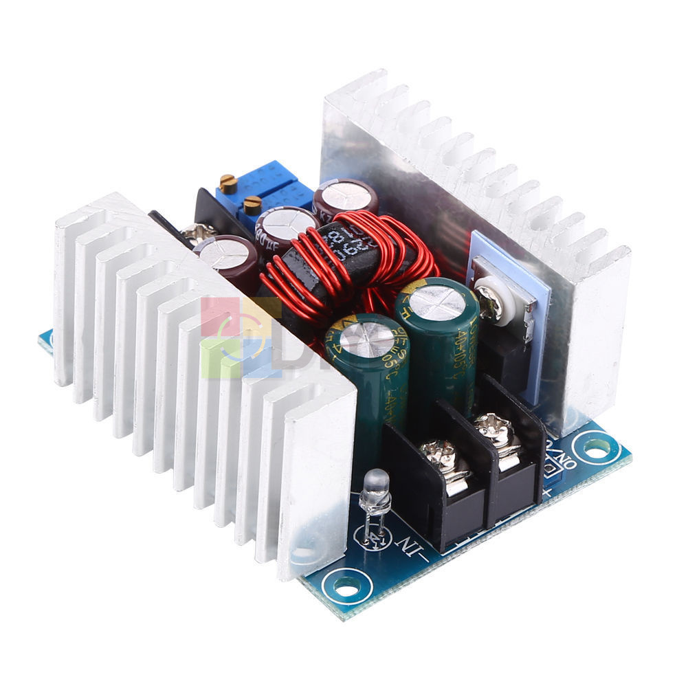dc 300w 20a adjustable voltage step