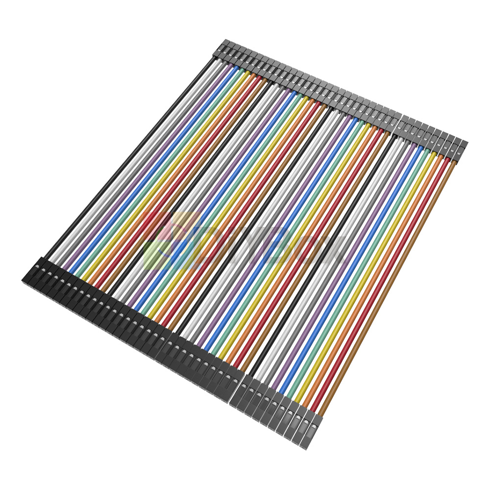 10-20CM-Multi-Dupont-Male-to-Female-Breadboard-Jumper-Wire-Raspberry-Pi-Arduino thumbnail 15