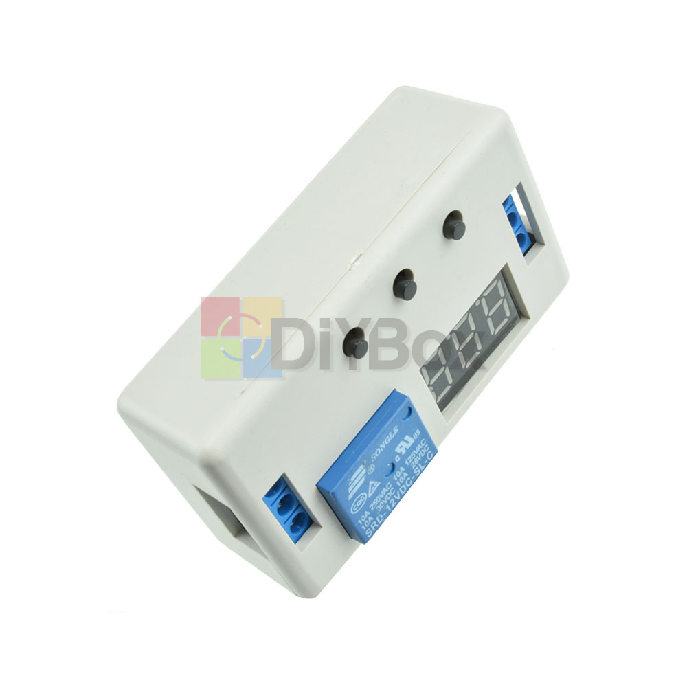 12V-Digital-Dual-LED-Delay-Relay-Automation-Cycle-Timer-Control-Switch-Module thumbnail 14