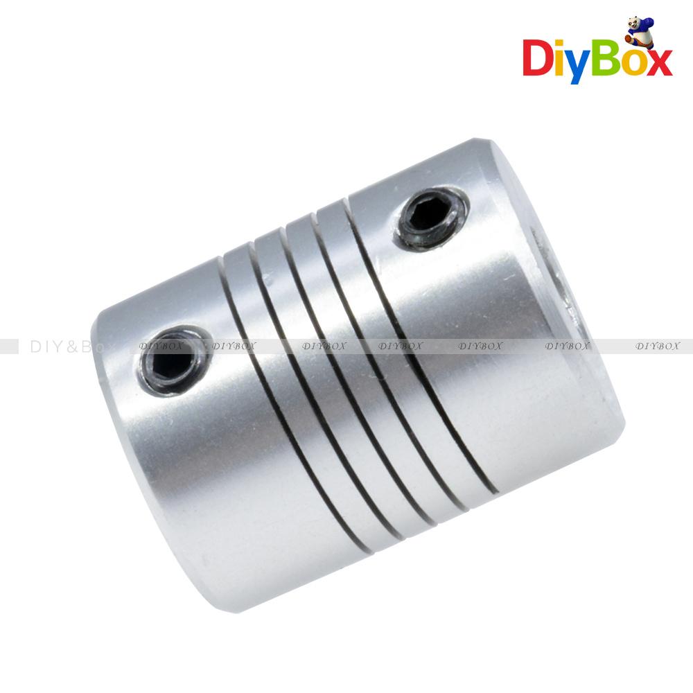 DR 8mm x 10mm CNC Flexible Coupling Shaft Coupler Encode Connector OD25 L30