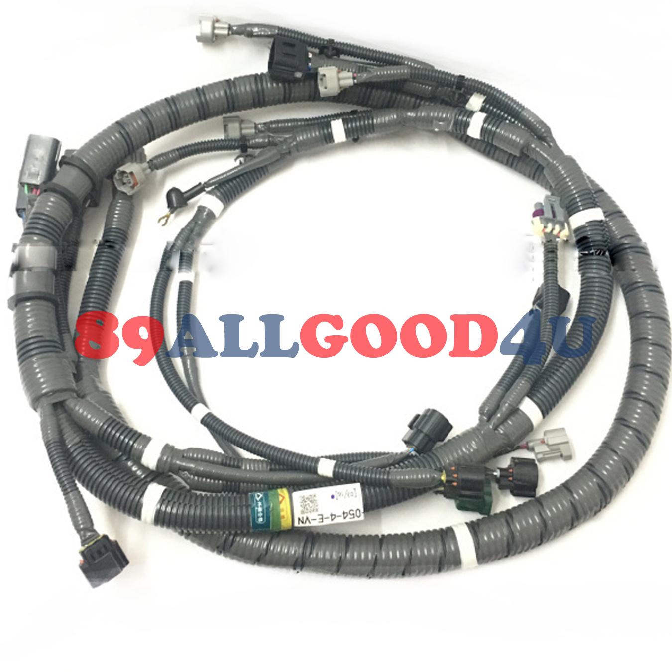 Details about Engine Wire Harness For Isuzu 4JJ1 Engine JCB SUMITOMO on kubota wiring, cooper wiring, denso wiring, toyota wiring, ford wiring, massey ferguson wiring, bosch wiring, john deere wiring, delta wiring,
