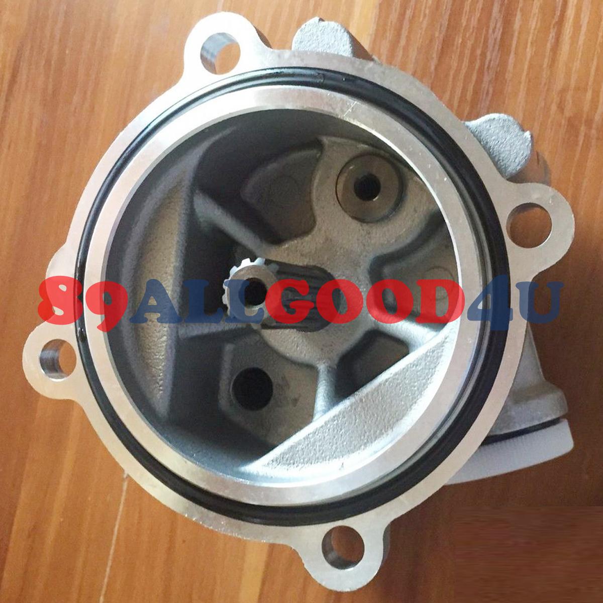 Details about Gear Pump 13T 4 Holes For Kawasaki K3V112DT Mitsubishi 6D34  Kobelco SK200-6