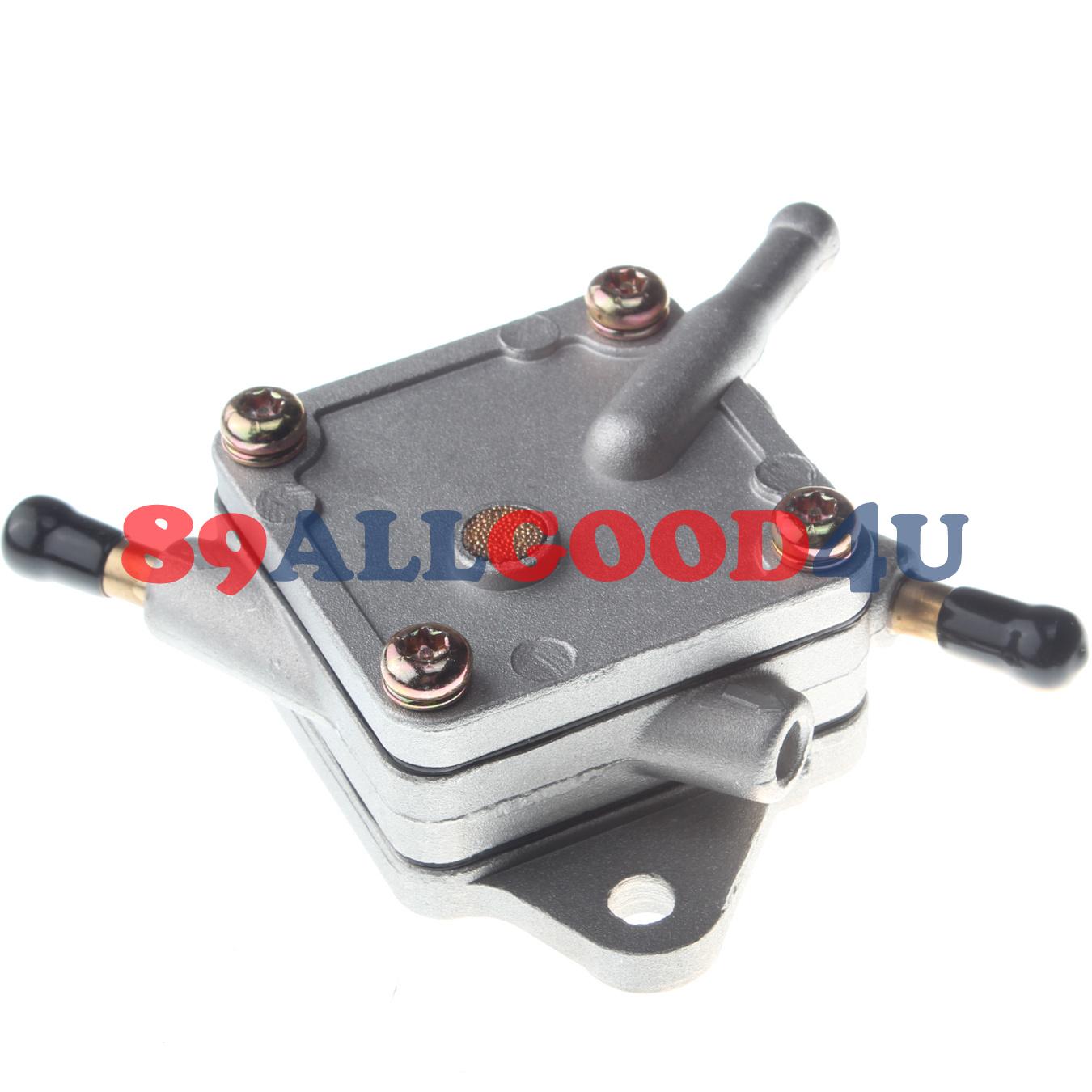 Details about New Fuel Pump for EZGO Golf Cart TXT & Medalist ('94-UP)  295/350cc Robin Engine
