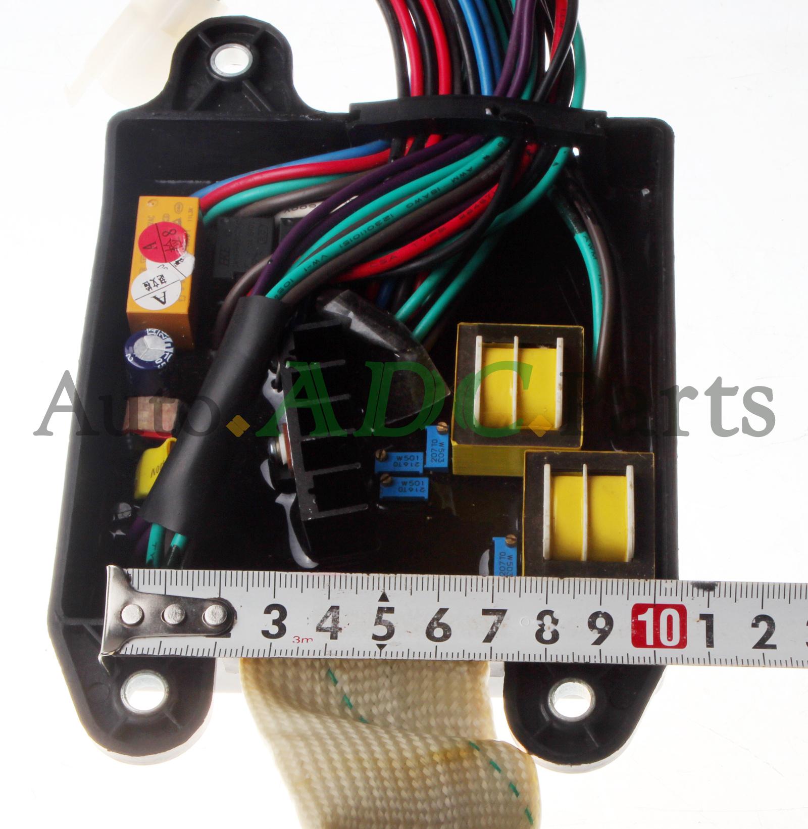 control module ki-mb-ats-c2 single phase for kipor kde12sta kde16sta  generator