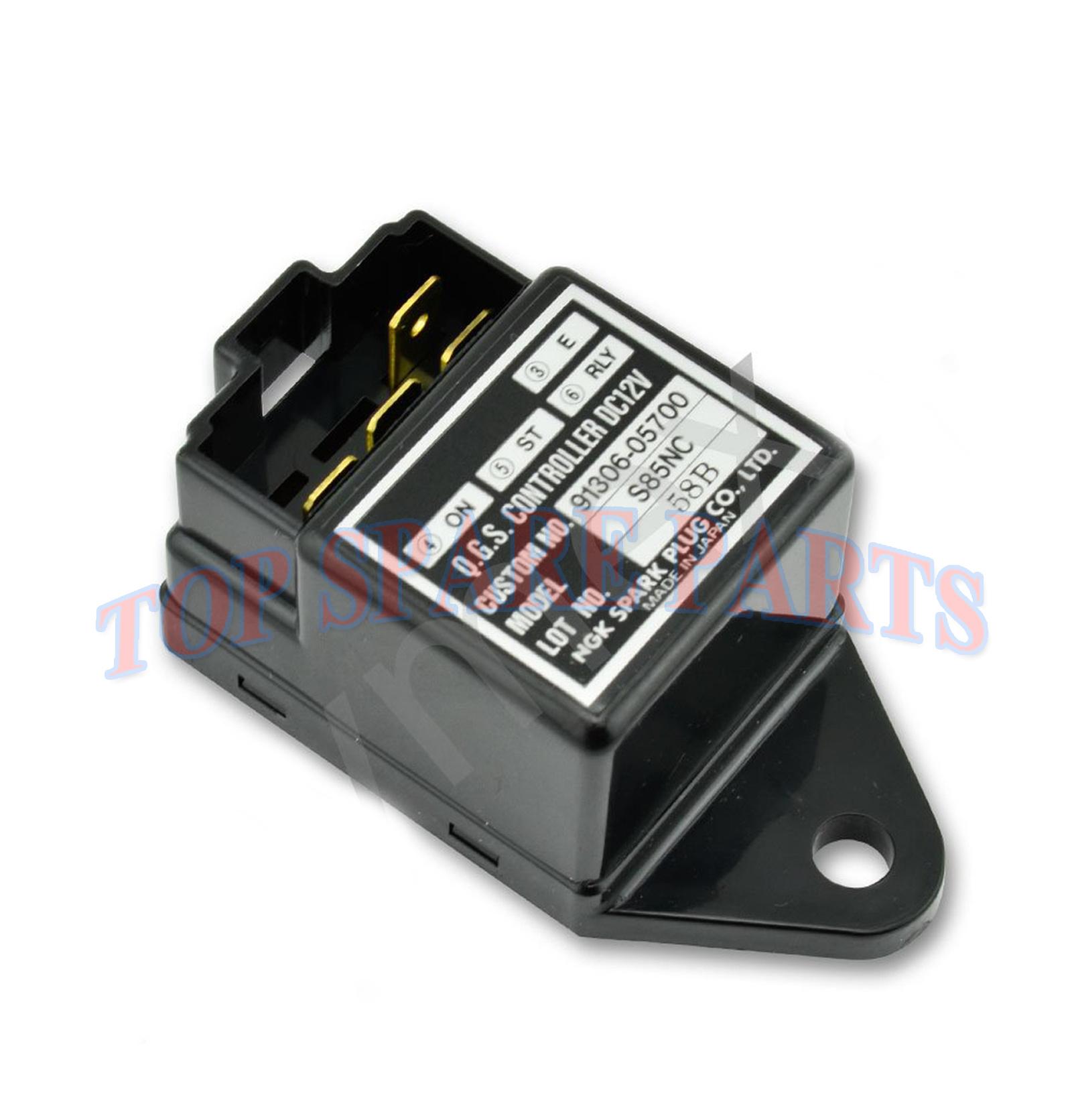 YIHE 12V Timer Relay MM431762 for Lamptimer NGK S85NR Mitsubishi K3A K3B K3C K3D Engine