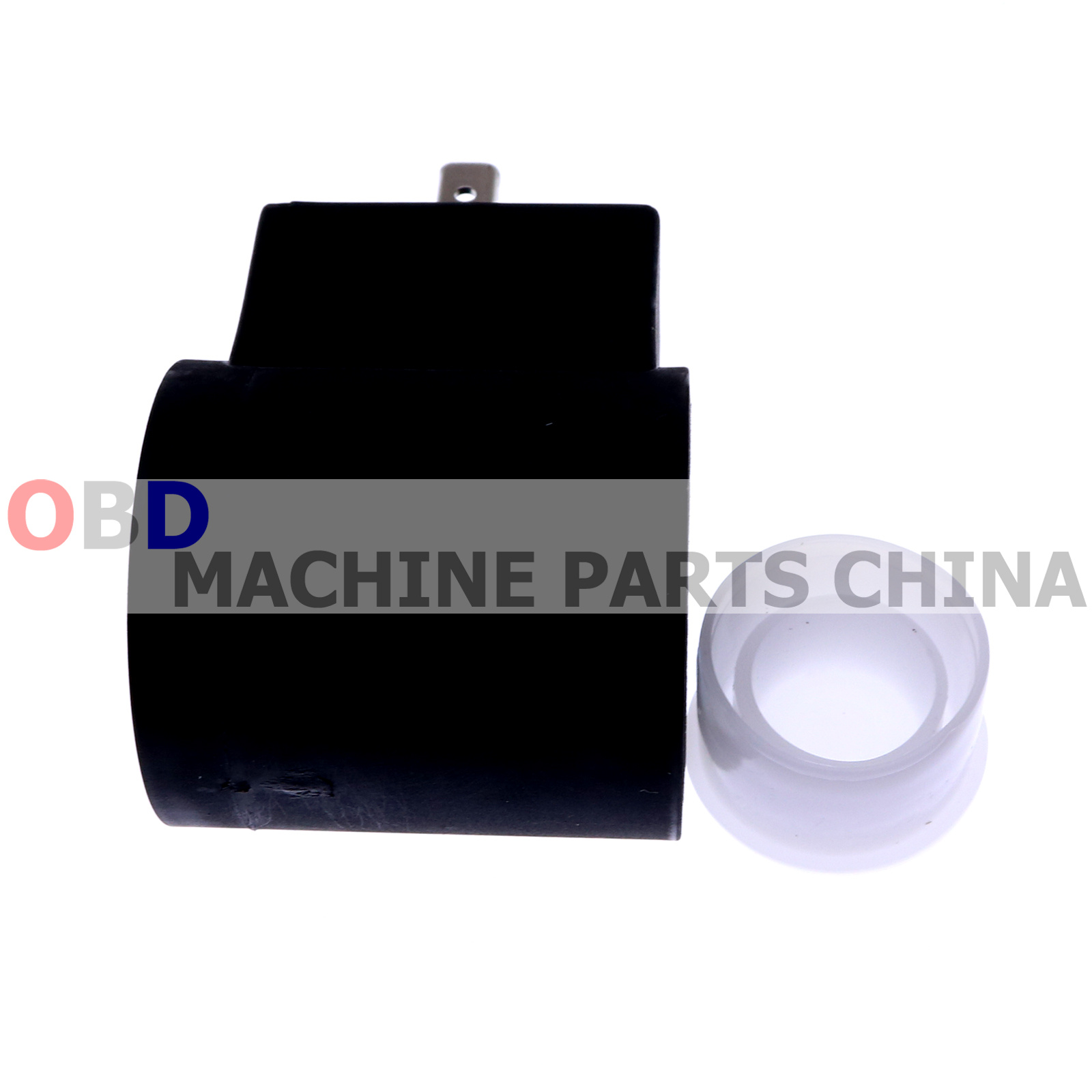 12V 08 Size Solenoid Coil 6306012 3 Prong DIN Connector for HydraForce Models