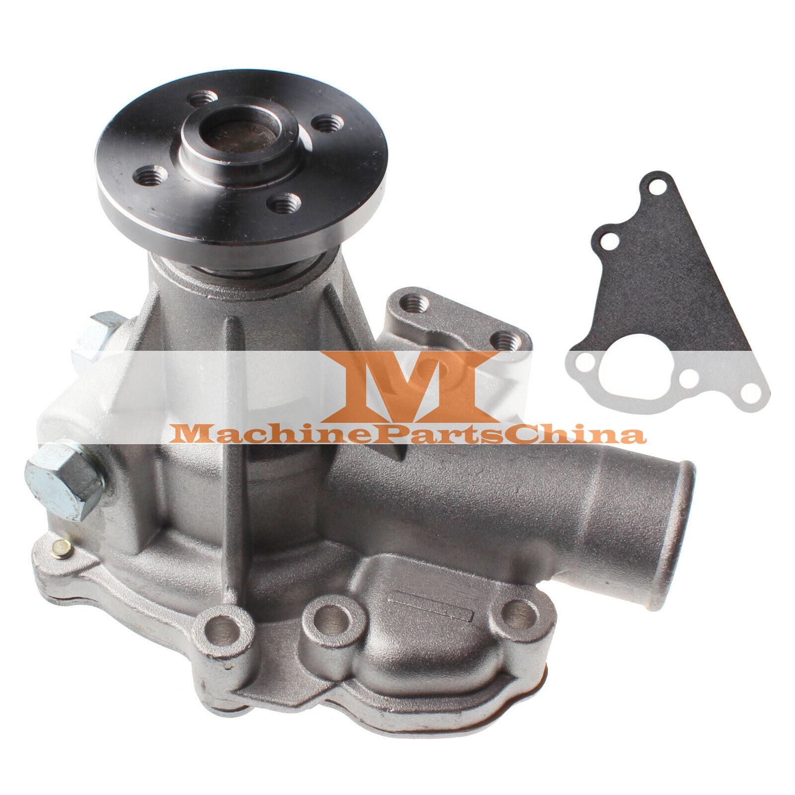 Water Pump For Caterpillar 3024 C2.2 247B 257B 216 226B 332 Skid Steer