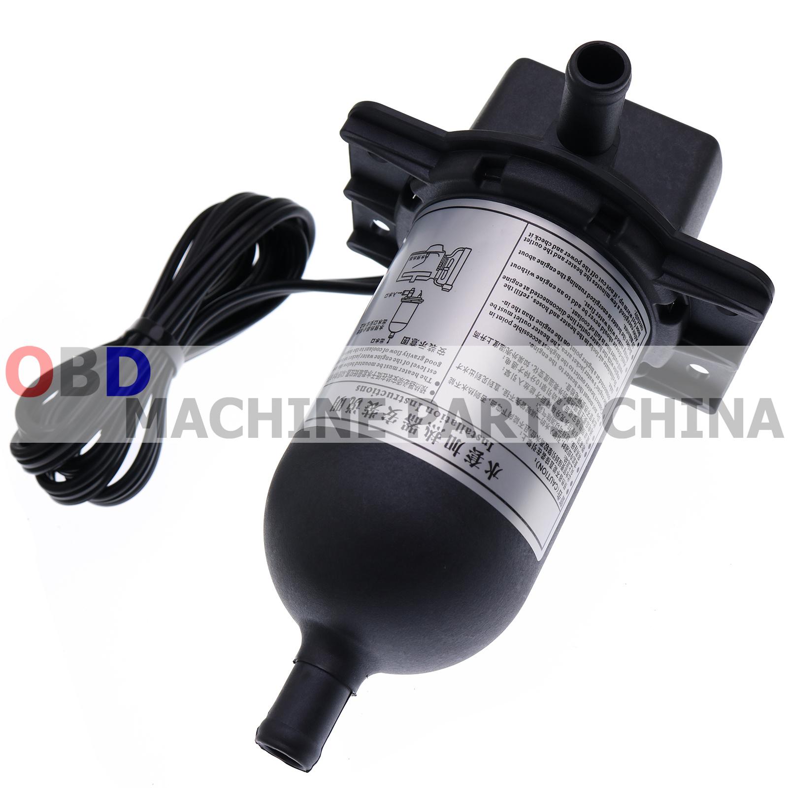 TPS151GT10-000 Engine Block Heater 1500 Watt 120 Volt 1500W 120V Option 100-120F