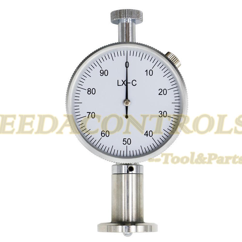 LX-A-1 Single Needle Portable Durometer Hardness Meter Sclerometer Tester
