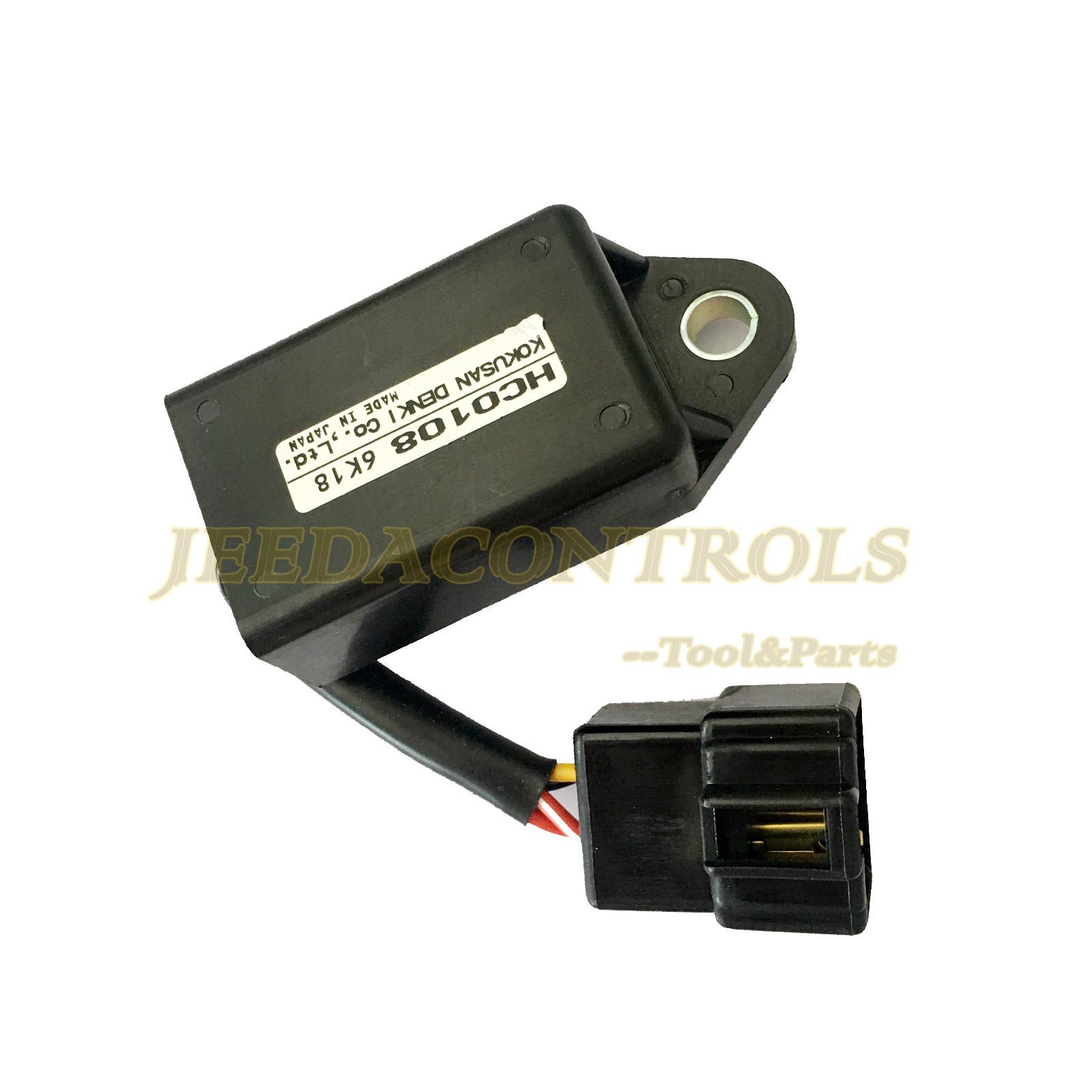 YM128300-77920 TIMER GLOW PLUG for Komatsu 4D88-6 2D68E 3D63-1A 3D68E 3D72 3D75