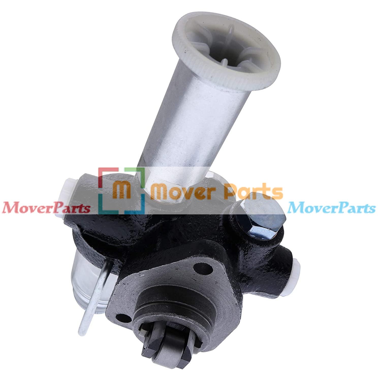 Mover Parts Fuel Pump AR63831 for John Deere 4040 4240 4440 4430 4630 4640 4840 7020 8430 5200 5400 5440 5460 6600 6602 690B 693B 743 7700 JD740