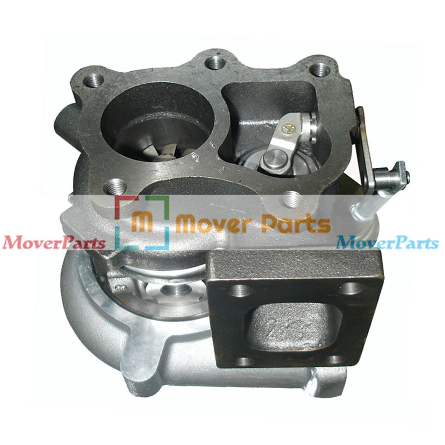 compatible with New QD32 14411-7T605 Turbo 49377-02605 Turbocharger for Nissan D22 Engine QD32TI