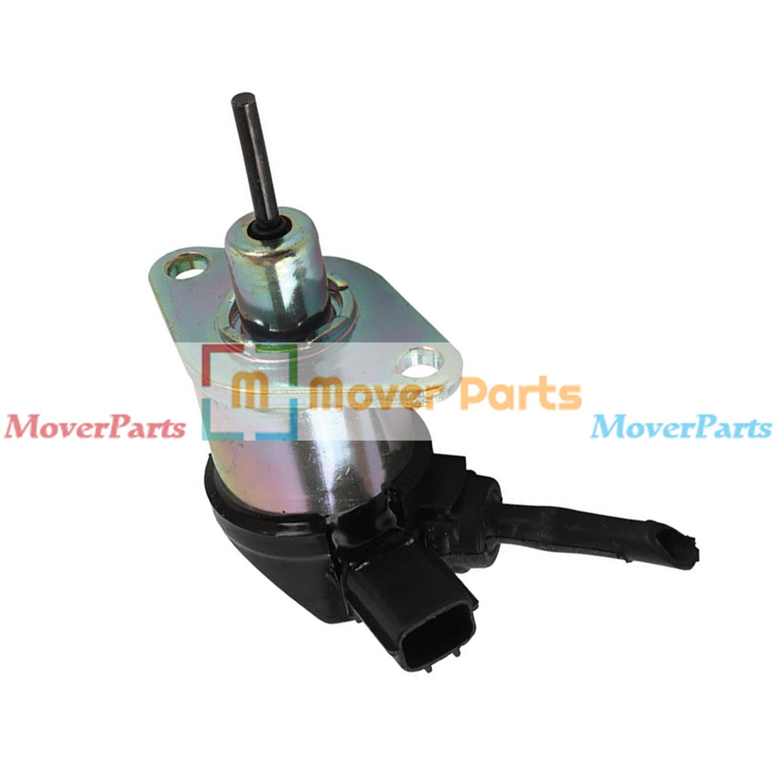 Details about Fuel Shutoff Stop Solenoid Valve 1G772-60014 for Kubota  Engine V3300 V3600 V3307