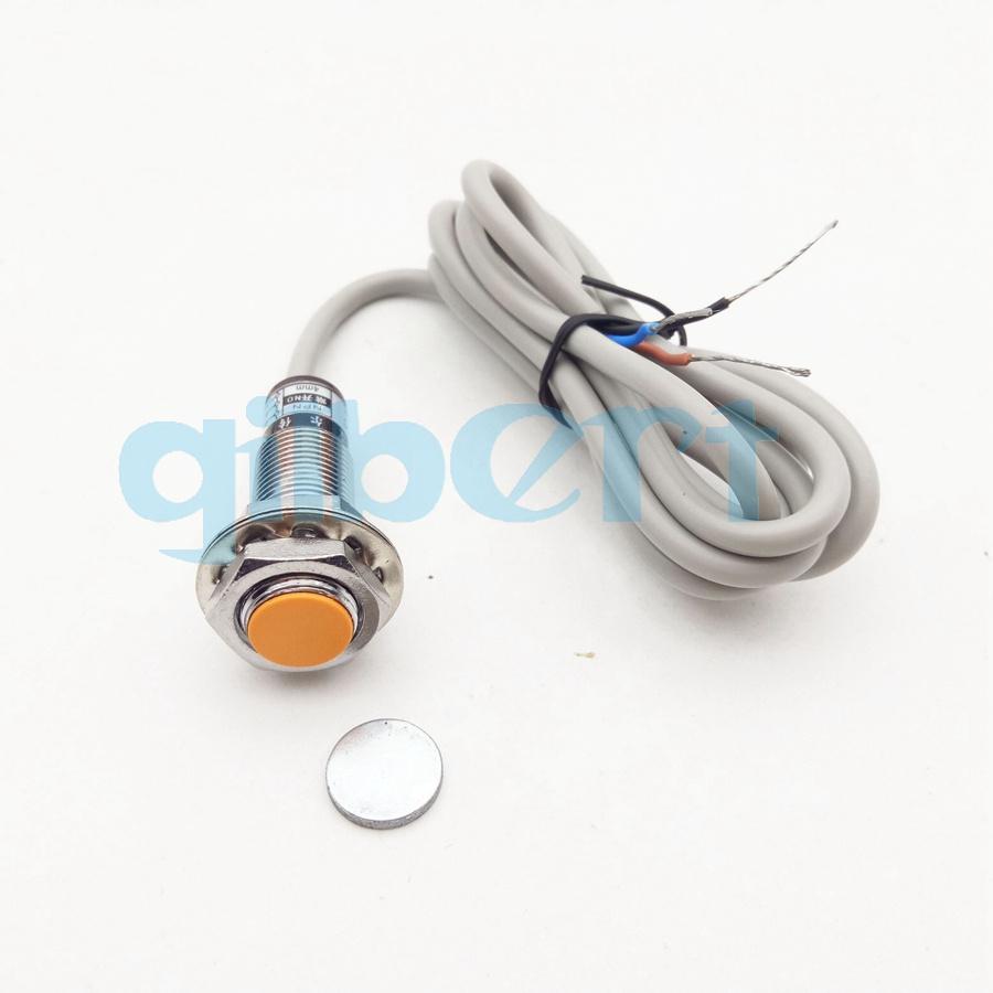 1pcs Hall Sensor NJK-5002C Detective Distance 10mm DC 6-36V NPN 3 Wire NO